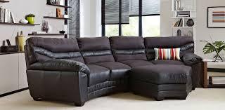 4 seater curved corner sofa