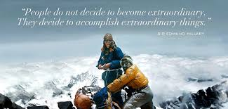 Image result for edmund hillary and tenzing norgay quotes
