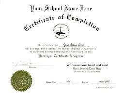 Fake Diploma Template Free Free Fake Certificate Templates Template Download In Diploma