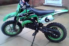 50cc mini moto dirt bike off road pit bike scrambler in redditch