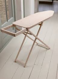 betty twyford wooden ironing board complete with cover and free delivery