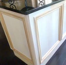 molding on kitchen cabinets doors kitchen kitchen cabinet molding photo