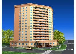 Диплом по строительству на тему этажный жилой дом со встроено  14 этажный жилой дом со встроено пристроенными помещениями в г Иваново