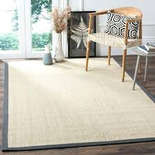 sisal rugs with borders casual natural fiber marble and grey border rug no blue