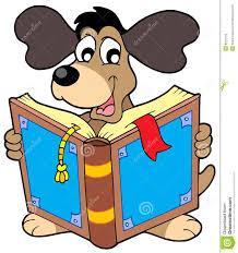 dog reading book stock ilrations 376 dog reading book stock ilrations vectors clipart dreamstime