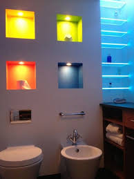 bathrooms lighting. divine renovations bathroom lighting niches shelves led colour vibrant bathrooms o