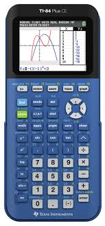 ti 84 plus ce graphing calculator blue