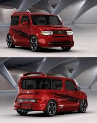 nissan cube customization by iconography concepts nissan cube 10 imperionissancapistrano com