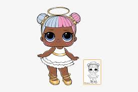 Lol Surprise Doll Coloring Pages Page 9 Color Your Lol Surprise
