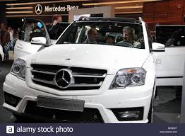 MERCEDES GLK 220 CDI 4MATIC BlueEFFICIENCY at the Auto Mobil Stock ...