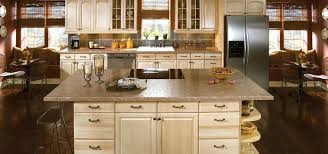 bluff is a tumbled stone laminate design with colors of yellow gold and amber contrasted off white accents brown wilsonart countertops typhoon ice