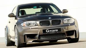 Coupe Series fastest bmw car : G-Power introduces the world's fastest BMW 1-Series, the G1 V8 ...