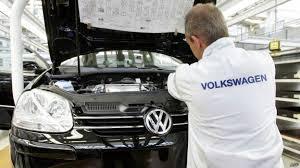 Resultado de imagen de volkswagen cadena montaje