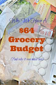 Budgeting For A Family Of 4 Why We Have A 64 Grocery Budget And Why It Was Less 4 Hats And
