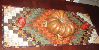 learn to sew a thanksgiving table runner, around the world pattern ... & learn to sew a thanksgiving table runner, around the world pattern for thanksgiving  table runner Adamdwight.com
