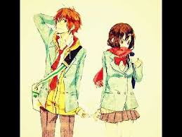 anime holding hands and walking. Interesting Walking To Anime Holding Hands And Walking