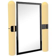 bollard sign frame hardware
