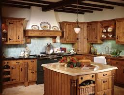 country kitchen cabinets white