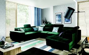 Multifunktion Big Wohnlandschaft U Form Ecksofa Sofa Stoff