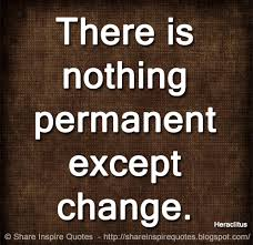 Heraclitus Quotes Magnificent There Is Nothing Permanent Except Change Heraclitus Share