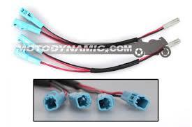 honda rear turn signal splitter y adapter harness 2 wire cbr500r honda rear turn signal splitter y adapter harness 2 wire cbr600rr cbr1000rr pair