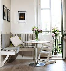 furniture for corner space. builtin corner furniture for small spaces kitchen nook with wooden benches and chair space