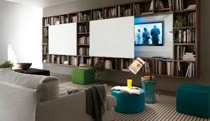 contemporary library furniture. Modern Contemporary Library Cabinet With Wall Mount LCD TV Stand Furniture M