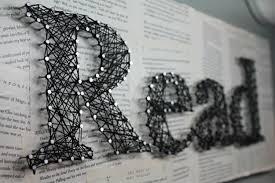 DIY trends: macramé and string art - Etsy