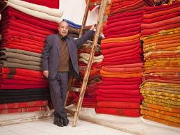 Buying a Moroccan carpet Holidays by Insight Guides