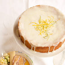 Lemon And Lime Drizzle Cake Dessert Recipes Womanhome