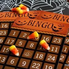 office halloween party themes. Halloween Bingo {Halloween Games For Adults} Office Party Themes