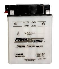 Exide 14a A2 Battery Replacement