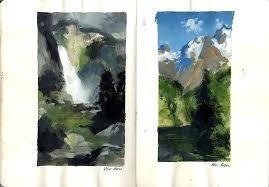Artistic Skills Stunning How I Became An Artist Noah Bradley Medium