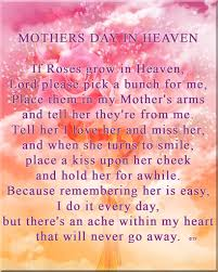 mothers day in heaven pictures photos and images for facebook mothers day in heaven