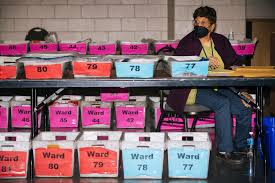 Milwaukee County could complete recount as soon as Wednesday - The Boston  Globe