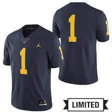Sale Michigan Jerseys Jordan For