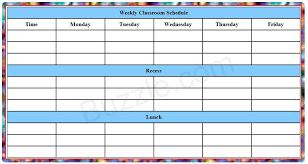 Class Schedule Template Online Pin By Onlinecalendarwecom Web On Calendar Pinterest Schedule