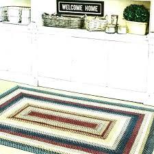 unusual inspiration large primitive area rugs furniture s manhattan braided rug ideas attractive simple design decor cotton