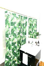 green leaf shower curtain curtain botanical shower curtains leaves shower leaf shower curtain large size of shower curtains leaves shower curtain green with