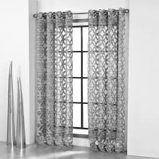 softline home fashions 'ambrosia' sheer curtains  contemporary