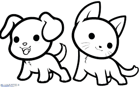 Winsome Design Cute Baby Animals Coloring Pages Animal Sheets To