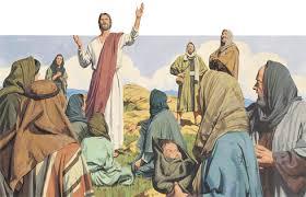 Resultado de imagem para imagem de jesus ensinando - canção nova