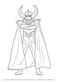 learn how to draw father of ultra ultraman step by step drawing tutorials