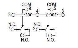 mg rover pektron scu bcu relay replacement guide ebay Durakool Relay Wiring Diagram fig 2 showing the relay schematic and fig 3 showing the new relays from durakool durakool relay wiring diagram