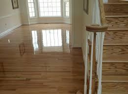 stairway entry light hardwood floor finish baltimore md