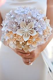 Paper Flower Bouquet For Wedding Amazon Com Customized Paper Flower Bridal Bouquet Extra