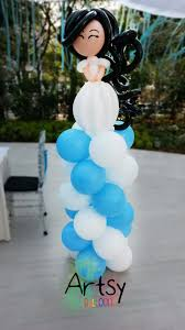 Columns For Decorations Balloon Wedding Decoration Artsyballoons Singapore Balloon