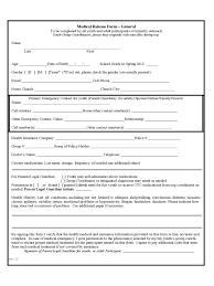 Liability Release Form Template In Images Waiver Of Blank Sample ...