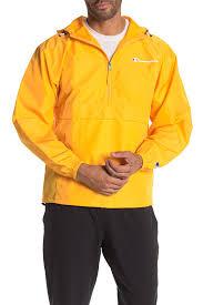 Champion Solid Packable Hooded Jacket Hautelook