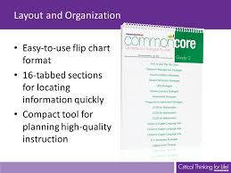 Common Core Math Standards Chart Common Core Standards And Strategies Flip Chart Ppt Video